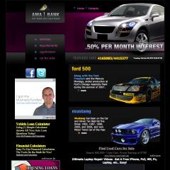 AMA Car Loan