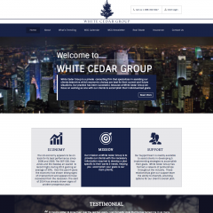 The White Cedar Group